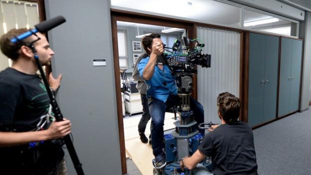 Filmschaffende sollen in der Zentralschweiz mehr gefördert werden, findet die Stiftung.