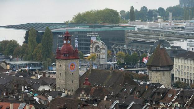 Düstere Zeiten für Luzern - 14 Millionen sollen jährlich weggespart werden