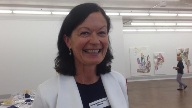 Seit zehn Jahre als Emmer Gemeinderätin im Amt: Susanne Truttmann
