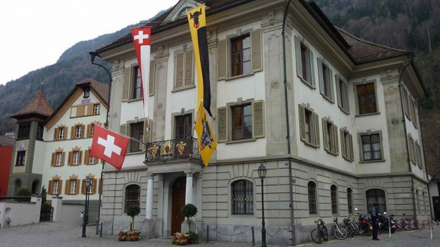 Rathaus in Altdorf
