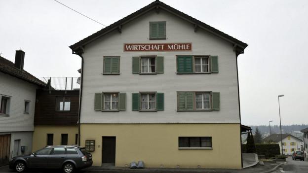 Das Schattdorfer Restaurant Mühle.