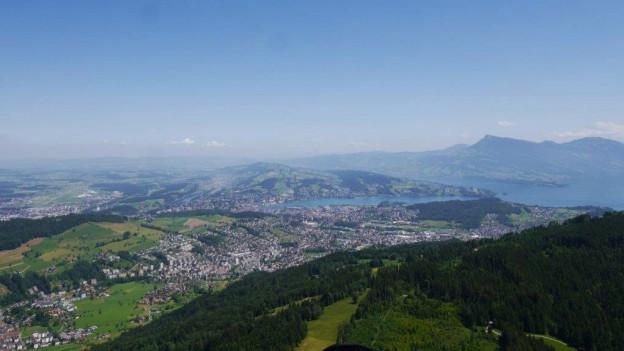 Wie weit darf die Verbauung der Luzerner Landschaft gehen?