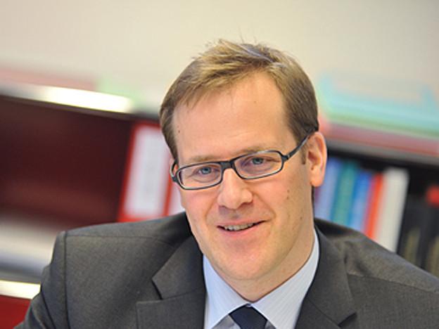 Der Schwyzer Finanzdirektor Kaspar Michel.