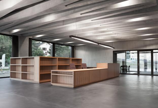 Das neue Stadtluzerner Archiv wurde für rund 10 Millionen Franken gebaut.