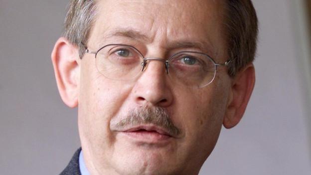 Der ehemalige Schwyzer Finanzdirektor Franz Marty.