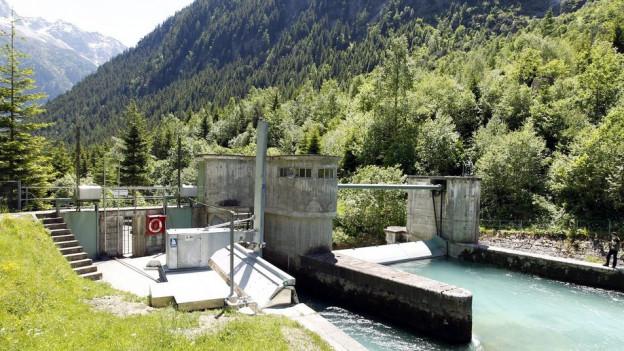 Urner sollen mehr von den Eträgen aus der Wasserkraft profitieren.