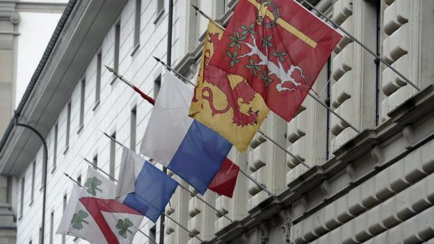 Das Budget für den Kanton Luzern sieht nicht rosig aus