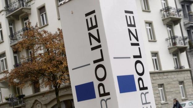 Die Sparpläne betreffen auch die Luzerner Polizei.