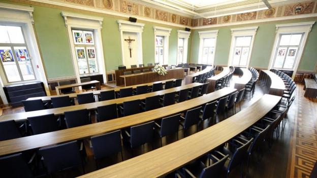 Die Budgetdebatte dürfte auch im Zuger Kantonsrat zu langen Diskussionen führen