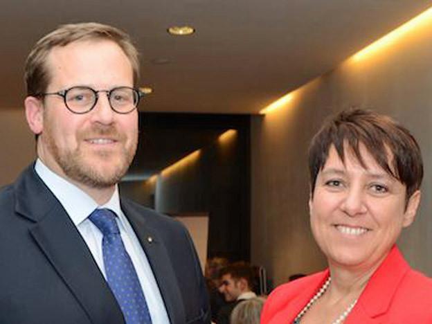 Kaspar Michel und Petra Steimen sollen die FDP weiterhin im Regierungsrat vertreten.
