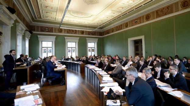 Die bürgerliche Mehrheit des Zuger Kantonsrats will nichts wissen von einer «sanften» Steuererhöhung.