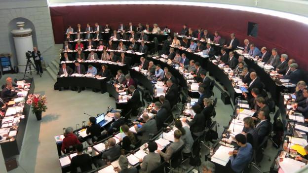 Der Luzerner Kantonsrat muss nochmals über das Budget debattieren.