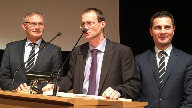 Die Nominierten der SVP Schwyz