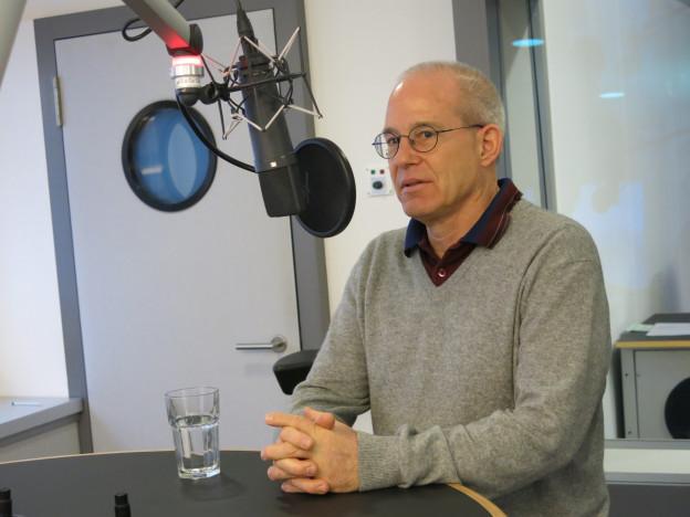 Daniel Brunner, Gründer von Doku Zug.