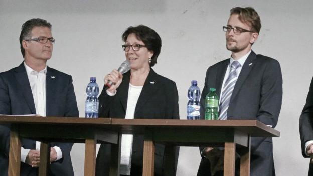 Urner FDP steigt mit Dreierticket in die Regierungsratswahlen.