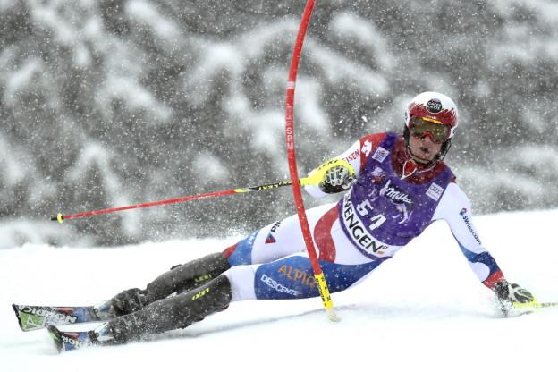 Nidwalden fördert Skirennfahrer Reto Schmidiger.
