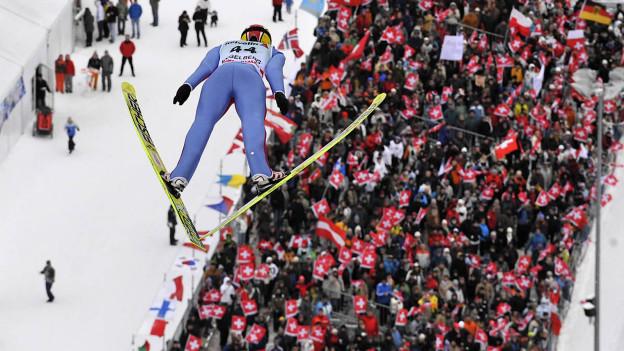 Gregor Deschwanden will sich in den Top 20 etablieren.