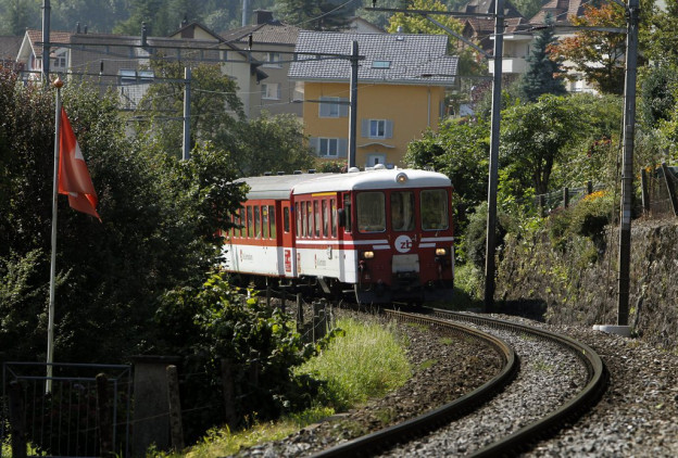 Die Zentralbahn will das Quietschen der Züge dämpfen.