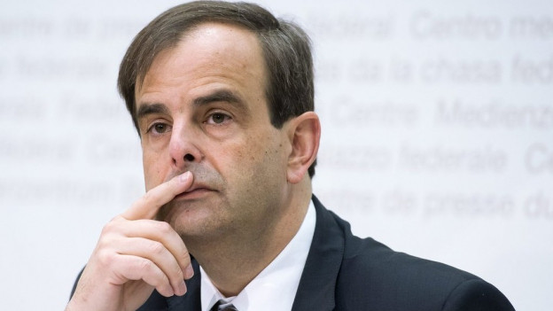 Gerhard Pfister will das CVP-Präsidium übernehmen.
