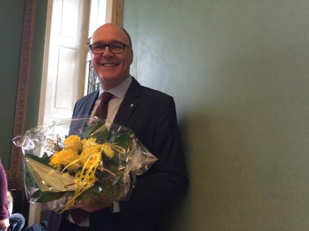 Der 52-jährige Martin Pfister wird Profipolitiker.