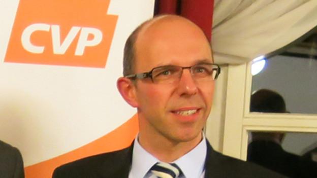 Still gewählt: Christoph Amstad blieb einziger Kandidat.