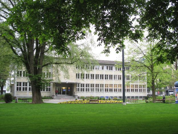 Die ZHB stammt aus dem Jahre 1951