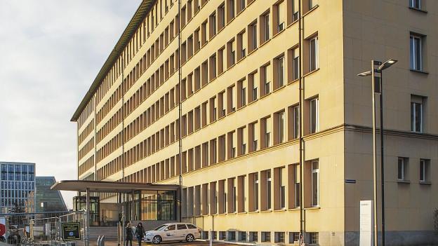 Die Zuger Kantonsverwaltung wird nicht ins Gebäude der ehemaligen Landis & Gyr einziehen