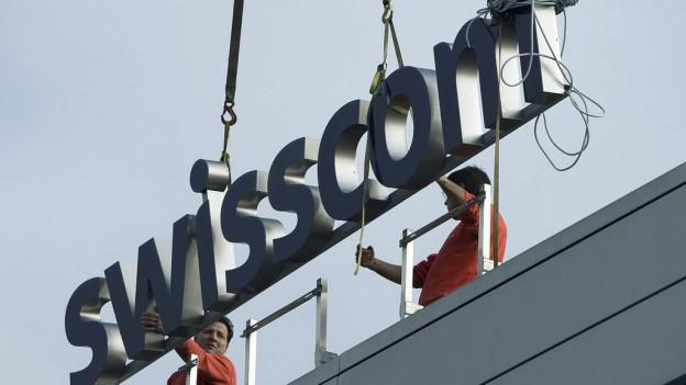 Swisscom-Abbau betrifft auch Luzern