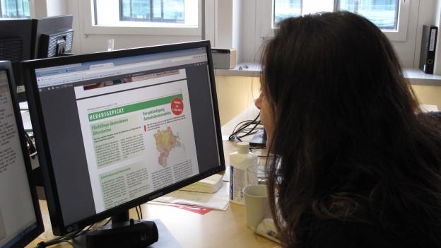 Die SVP Luzern veröffentlicht eine Facebook-Falschmeldung in ihrer Parteizeitung