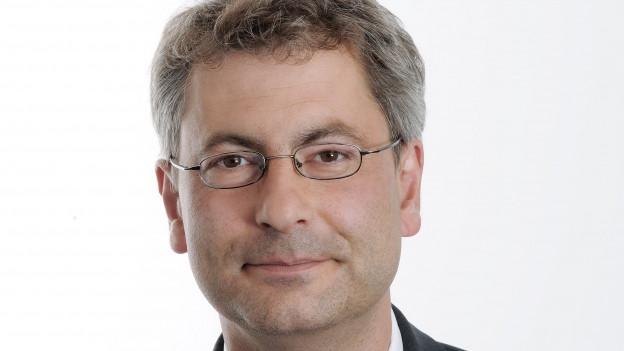 Der neue publizistische Leiter Pascal Hollenstein.