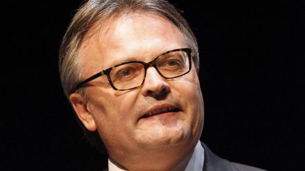 Der Luzerner Stadtpräsident und Finanzdirektor Stefan Roth.