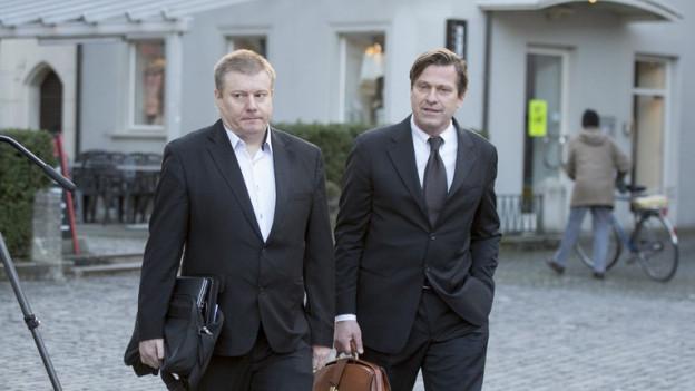 Vor dem Urner Obergericht wird die Verhandlung gegen den Barbetreiber Ignaz Walker fortgesetzt.