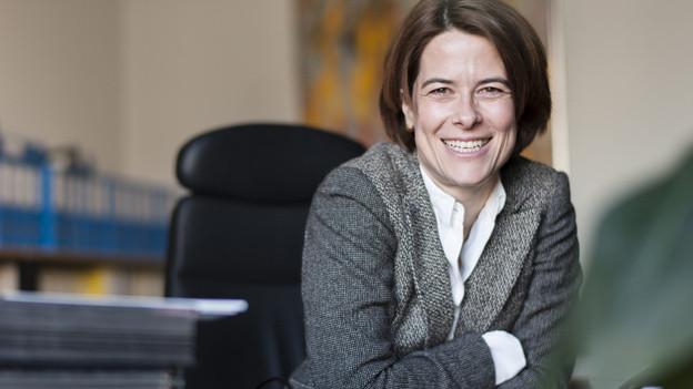 Petra Gössi ist die einzige Kandidatin für das FDP-Präsidium.