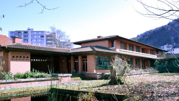 Das Hospiz ist in dieser Liegenschaft in Littau geplant.