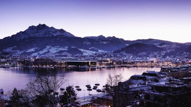 Luzern und die Region werden Austragungsort der Studentenspiele.
