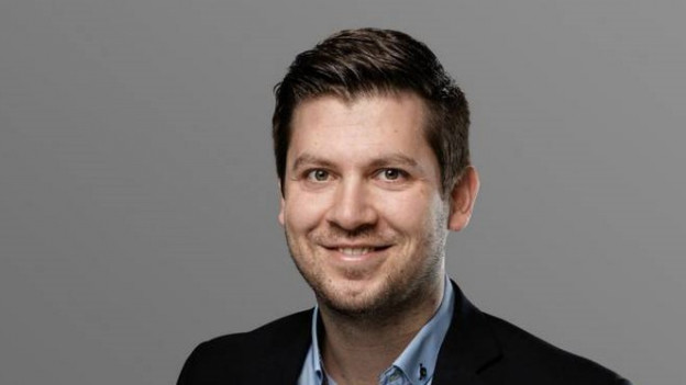 Dominik Blunschy, Enkel der verstorbenen, ehemaligen Nationalratspräsidentin Elisabeth Blunschy