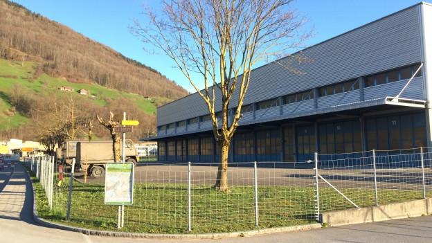 Das Areal Wintersried in Schwyz.