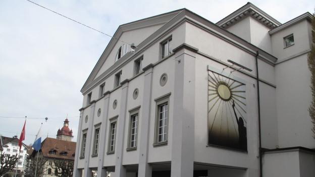 Das Luzerner Theater soll ein Kulturhaus bleiben