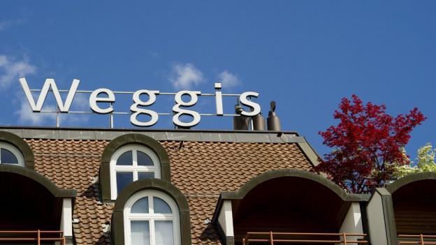 Bewaffneter Raubüberfall in Weggis.