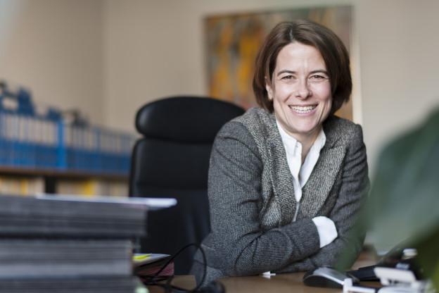 Die Schwyzerin Petra Gössi präsidiert die FDP Schweiz.