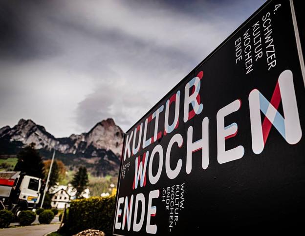 Das vierte Schwyzer Kulturwochenende war ein Erfolg.