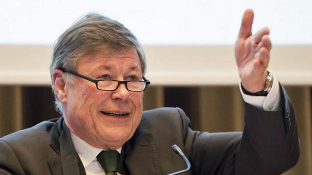 Felix Sulzberger ist nicht mehr Calida-Verwaltungsrat.