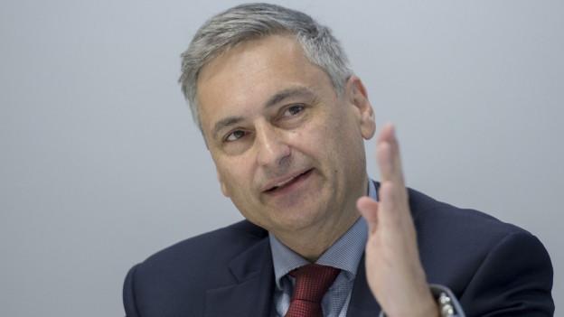 Der Luzerner Sozialdirektor Guido Graf.