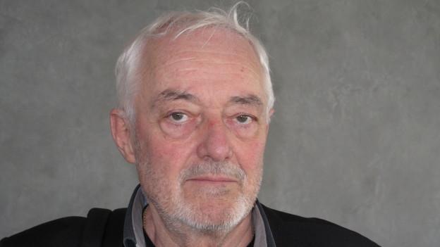Der Buchautor Paul Imhof ist Spezialist in Esskultur.