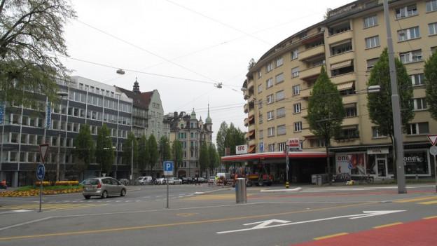 Der Verkehr soll beim Bundesplatz flüssiger werden.