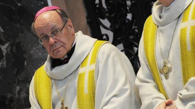 Bischof Vitus Huonder legt ein Bistum Urschweiz zu den Akten