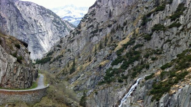 Das Gotthardmassiv ist für viele mehr als ein Berg.