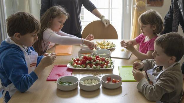 In Luzerner Schulen sollen mehr Kinder betreut werden.