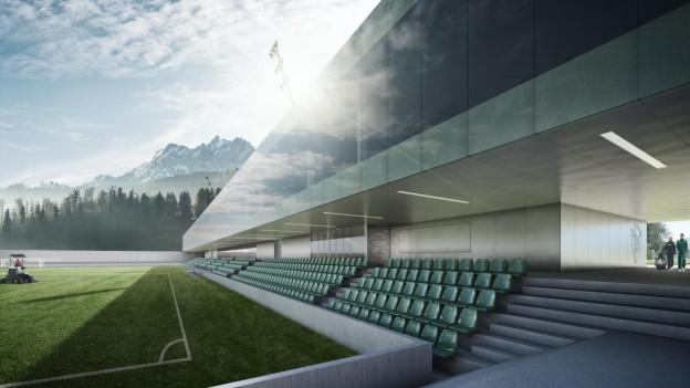 Die Luzerner Pensionskasse investiert 15 Millionen in das Krienser Kleinfeld.
