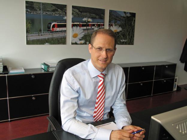Renato Fasciati wechselt von der zb zur RhB.